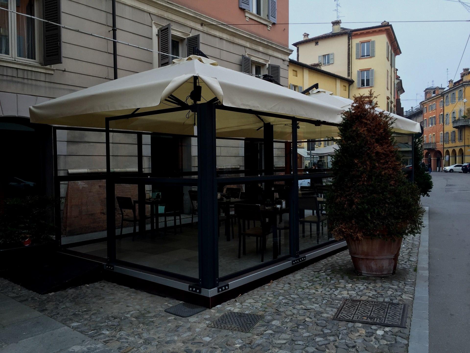 Paraventi e Riscaldatori per il tuo Locale | Kat Italia